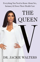 The Queen V Book Cover - Click to open New Releases panel