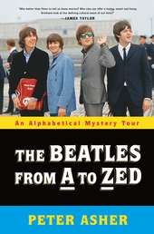 The Beatles from A to Zed Book Cover - Click to open Top Sellers panel