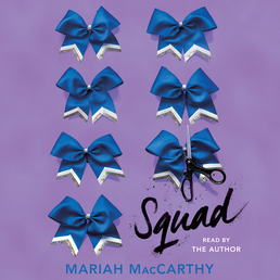 Squad Book Cover - Click to open Young Listener panel