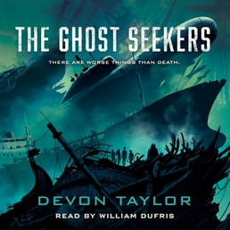 The Ghost Seekers Book Cover - Click to open Young Listener panel