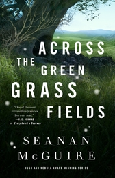 Across the Green Grass Fields Book Cover - Click to open New Releases panel