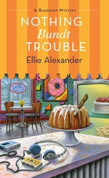 Nothing Bundt Trouble Book Cover - Click to open New Releases panel