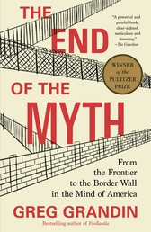 The End of the Myth Book Cover - Click to open Metropolitan Books panel