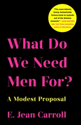What Do We Need Men For? Book Cover - Click to open Top Sellers panel