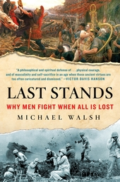 Last Stands Book Cover - Click to open Top Sellers panel