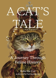 A Cat's Tale Book Cover - Click to open Henry Holt panel