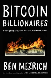 Bitcoin Billionaires Book Cover - Click to open Top Sellers panel