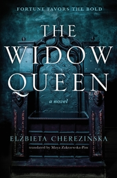 The Widow Queen Book Cover - Click to open New Releases panel