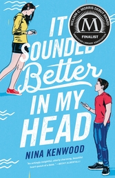 It Sounded Better in My Head Book Cover - Click to open Coming Soon panel