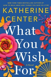 What You Wish For Book Cover - Click to open Coming Soon panel