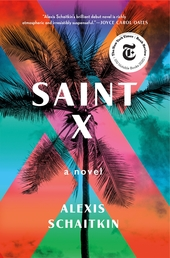 Saint X Book Cover - Click to open New Releases panel