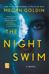 The Night Swim Book Cover - Click to open New Releases panel