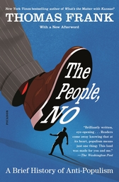 The People, No Book Cover - Click to open Metropolitan Books panel