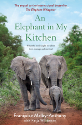 An Elephant in My Kitchen Book Cover - Click to open Coming Soon panel