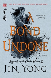 A Bond Undone Book Cover - Click to open New Releases panel