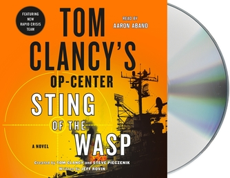 Tom Clancy's Op-Center: Sting of the Wasp Book Cover - Click to open Coming Soon panel