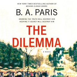 The Dilemma Book Cover - Click to open Audiobooks panel