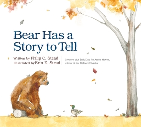 Bear Has a Story to Tell