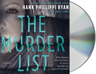 The Murder List Book Cover - Click to open Audiobooks panel