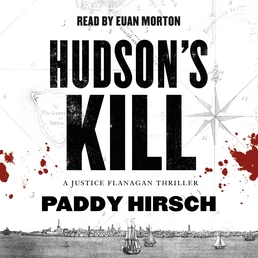 Hudson's Kill Book Cover - Click to open Audiobooks panel