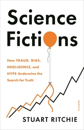 Science Fictions Book Cover - Click to open Metropolitan Books panel
