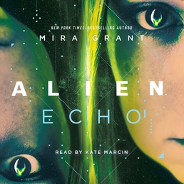 Alien: Echo Book Cover - Click to open Young Listener panel