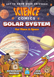 Science Comics: Solar System Book Cover - Click to open :01 Collection panel