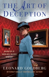 The Art of Deception Book Cover - Click to open Coming Soon panel