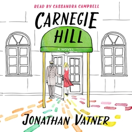 Carnegie Hill Book Cover - Click to open Audiobooks panel