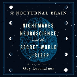 The Nocturnal Brain Book Cover - Click to open Coming Soon panel