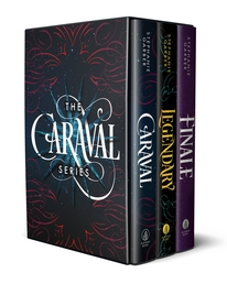 Caraval Boxed Set Book Cover - Click to open Coming Soon panel