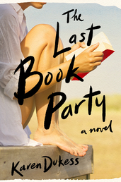 The Last Book Party Book Cover - Click to open Top Sellers panel
