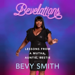 Bevelations Book Cover - Click to open Audiobooks panel