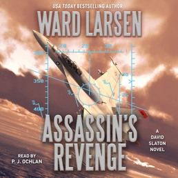 Assassin's Revenge Book Cover - Click to open Audiobooks panel
