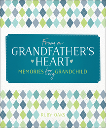 From a Grandfather's Heart Book Cover - Click to open Coming Soon panel
