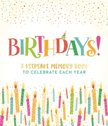 Birthdays! Book Cover - Click to open Top Sellers panel
