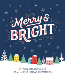 Merry & Bright Book Cover - Click to open New Releases panel