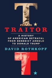 Traitor Book Cover - Click to open New Releases panel