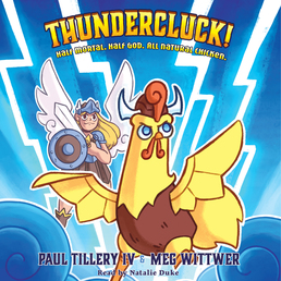 Thundercluck! Book Cover - Click to open Young Listener panel
