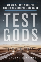 Test Gods Book Cover - Click to open Top Sellers panel