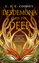 Desdemona and the Deep Book Cover - Click to open Coming Soon panel