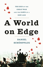 A World on Edge Book Cover - Click to open New Releases panel