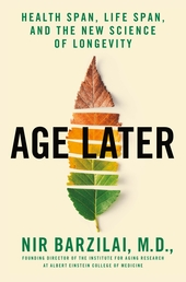 Age Later Book Cover - Click to open Coming Soon panel