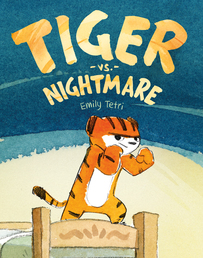 Tiger vs. Nightmare Book Cover - Click to open :01 Collection panel