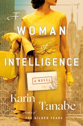 A Woman of Intelligence Book Cover - Click to open New Releases panel