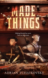 Made Things Book Cover - Click to open Top Sellers panel