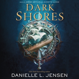Dark Shores Book Cover - Click to open Young Listener panel