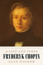 Fryderyk Chopin Book Cover - Click to open New Releases panel