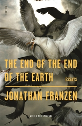 The End of the End of the Earth Book Cover - Click to open New Releases panel