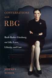 Conversations with RBG Book Cover - Click to open Top Sellers panel
